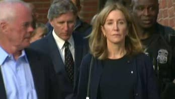 Felicity Huffman first parent sentenced in college admissions scandal, sentenced to serve 14 days in prison