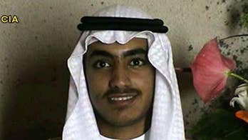 White House: Hamza bin Laden, son of Usama bin Laden, killed in a counterterrorism operation
