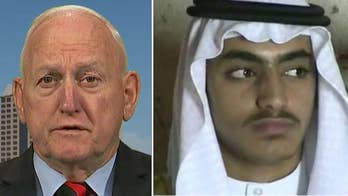 Ret. Lt. Gen. Jerry Boykin on Hamza bin Laden's death: This is a psychological setback for Al Qaeda
