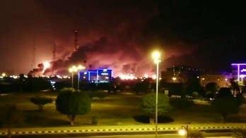 Pompeo accuses Iran of 'unprecedented attack' after drones hit Saudi oil facilities