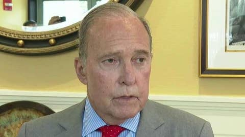 Larry Kudlow: Tax cuts 2.0 is where we're heading