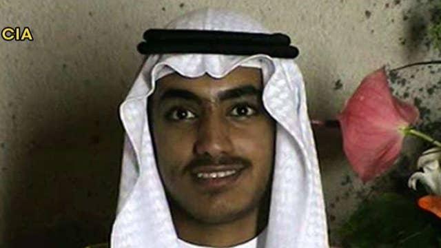 White House: Hamza bin Laden, son of Usama bin Laden, killed in a counterterrorism operation