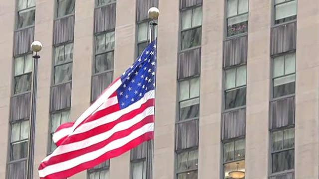 'Fox & Friends' celebrates the 205th anniversary of the 'Star-Spangled Banner'