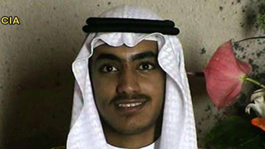 White House: Hamza bin Laden, son of Osama bin Laden, killed in a counterterrorism operation