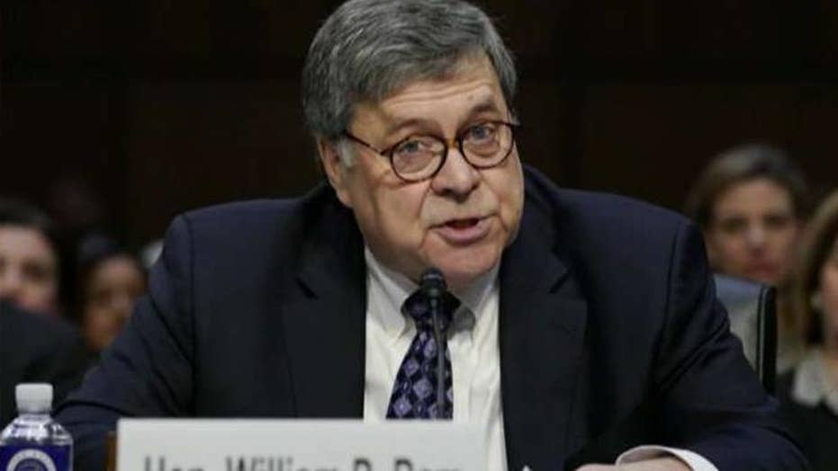 Attorney General William Barr receives draft reports on allegation of FISA abuses
