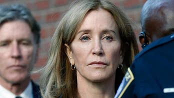 Felicity Huffman's 14-day sentence sparks outrage on social media
