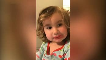 Little girl, caught with lipstick, says she got it from 'Home Depot'