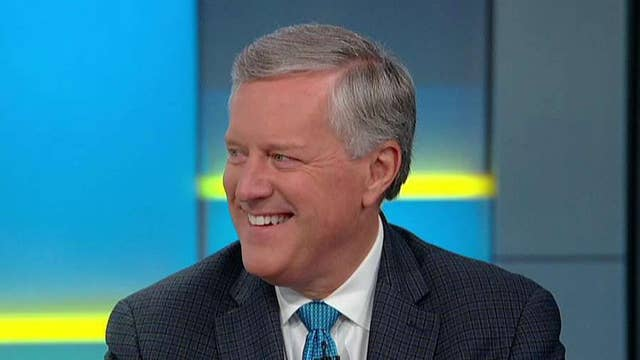 Rep. Meadows says Democrats' impeachment investigation already has 'made up conclusions'