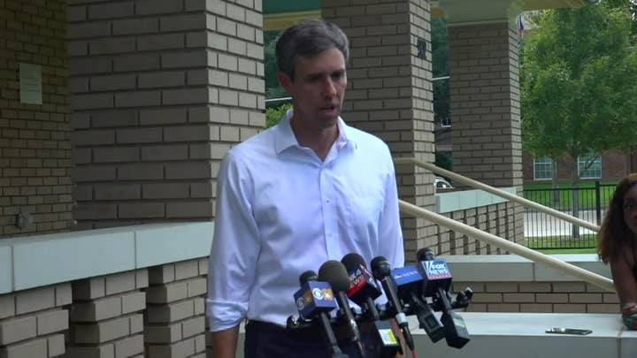 Beto O'Rourke calls for Justice Kavanaugh to step down or be impeached