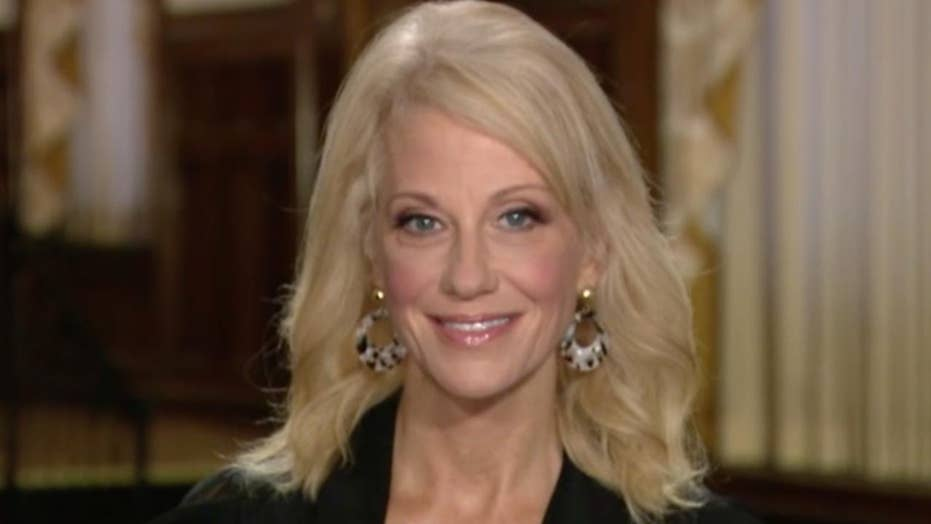Kellyanne Conway on Democratic impeachment efforts, Trump administration's stance on Iran