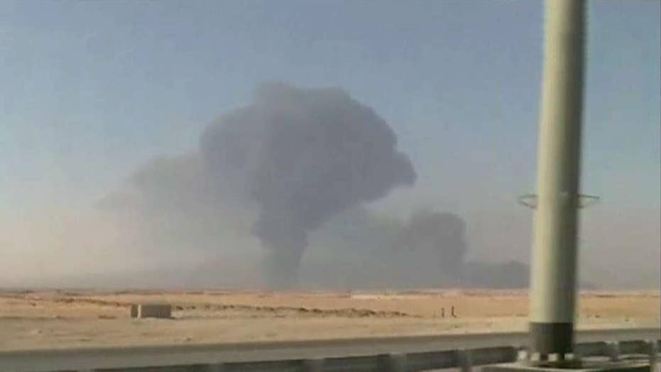 Yemen rebel group claims responsibility for attack on Saudi oil facilities