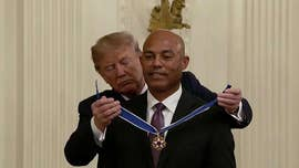Mariano Rivera receives Presidential Medal of Freedom from Trump: 'Maybe the greatest pitcher of all time'
