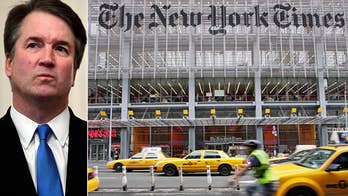The New York Times issues correction for Justice Kavanaugh report