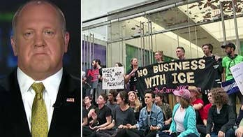 Tom Homan has a message for protesters who want Microsoft to cut ties with ICE