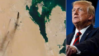 Trump: It's 'looking like' Iran was responsible for Saudi oil attacks