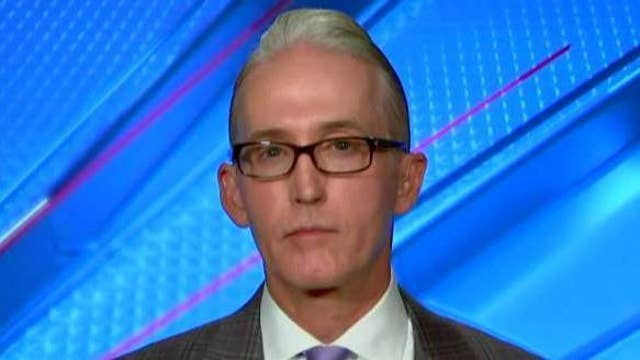 Gowdy on Democratic push to impeach Kavanaugh: Impeachment is the political death penalty