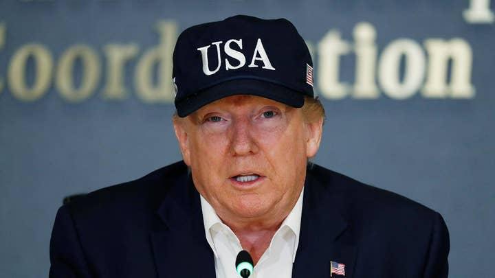 Manhattan district attorney subpoenas Trump tax returns