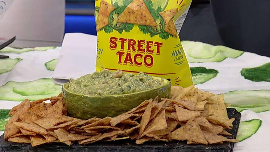 'Fox & Friends First' celebrates national guacamole day!