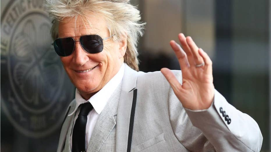 Report: Rod Stewart secretly battled prostate cancer for three years