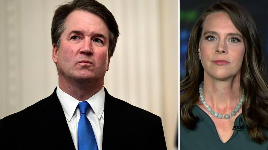 Carrie Severino: Latest Kavanaugh allegations a shameful attempt to reignite baseless smears