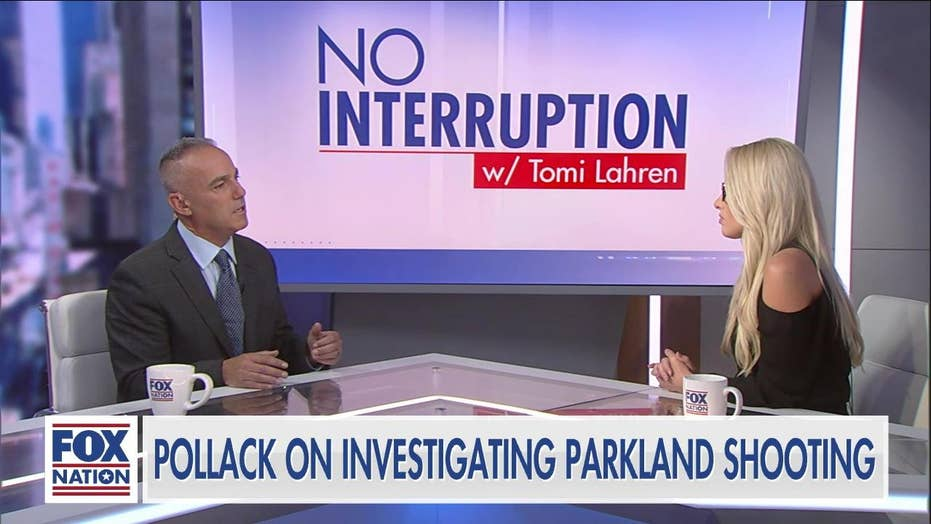 No Interruption w/ Tomi Lahren: Andrew Pollack, Father of Parkland Victim, Speaks Out