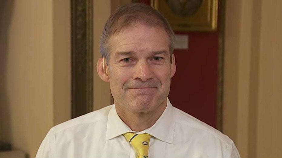 Rep. Jordan previews FISA abuse report, blasts Democrats' 'socialist philosophy'