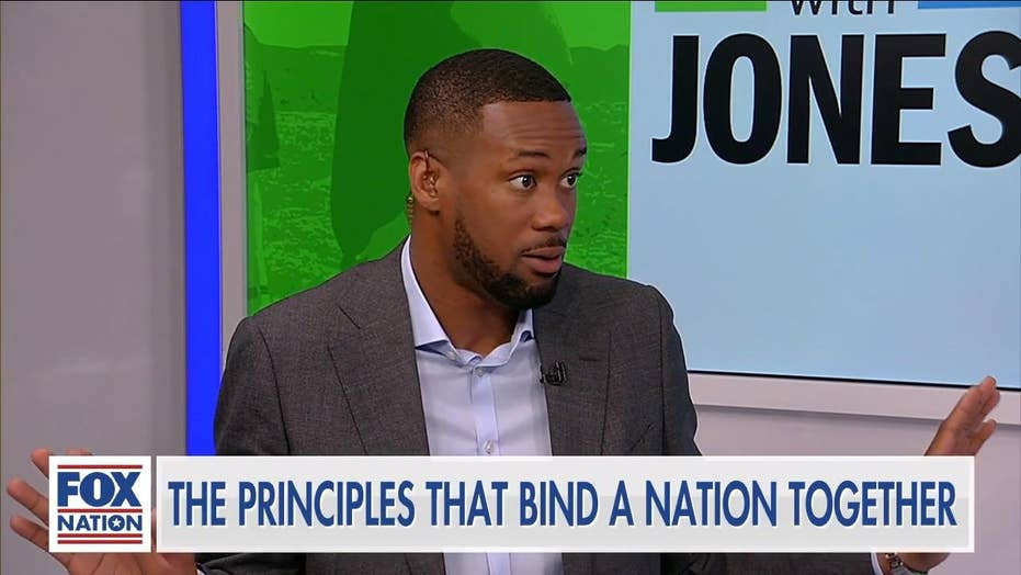 Keeping up with Jones on Fox Nation