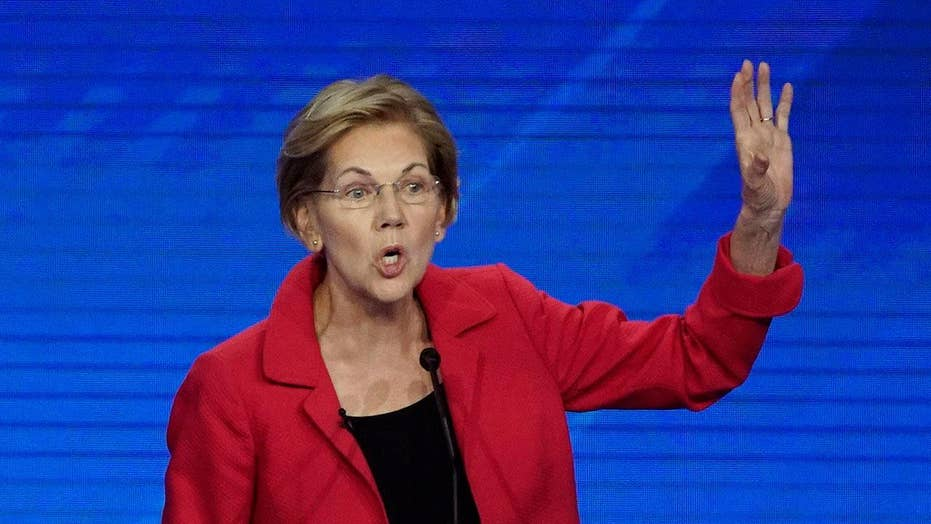 Sen. Elizabeth Warren reveals plan to crack down on corruption