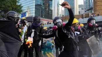 China warns US against involvement in Hong Kong