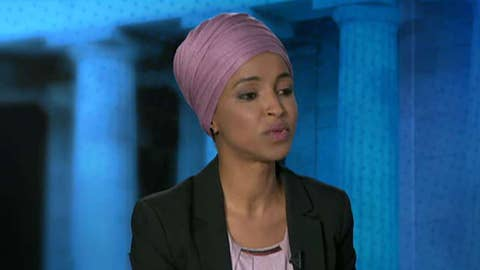 Rep. Omar thinks she suffered more than you did on 9/11