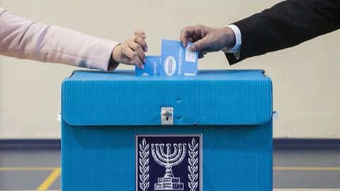 Exit polls suggest no clear winner in Israel's general election