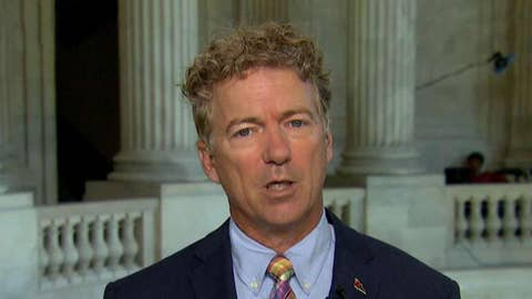 Sen. Paul on the rising tension between US and Iran