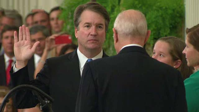2020 Democratic hopefuls call for impeachment of Supreme Court Justice Kavanaugh
