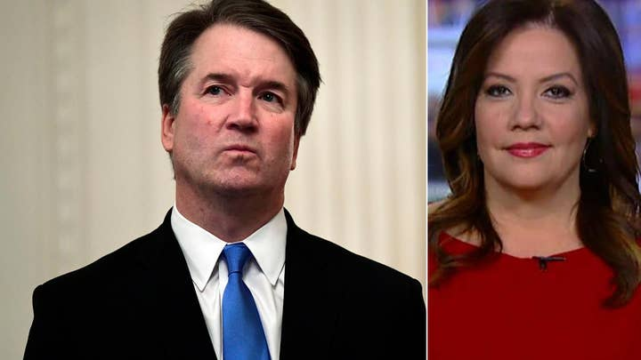 Hemingway on Kavanaugh: No one has been held accountable for what's been done to him