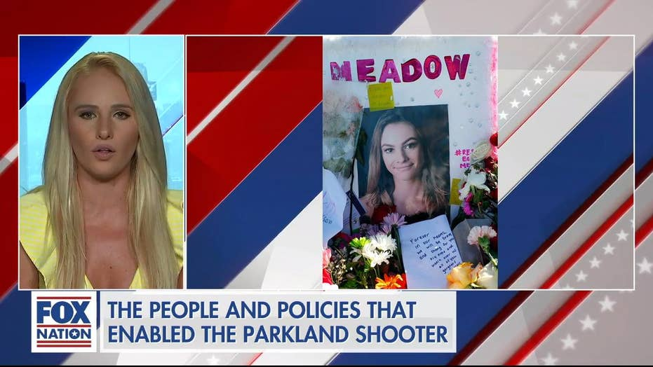 Liberal policies 'can be deadly': Tomi Lahren on powerful interview with father of Parkland shooting victim