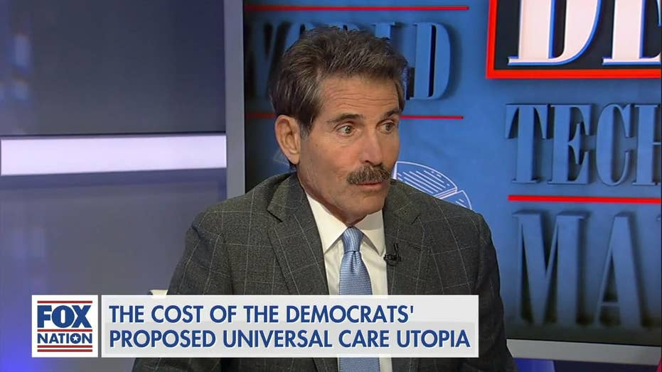 John Stossel: Democrats' Green New Deal is impossible, 'violates the laws of physics'