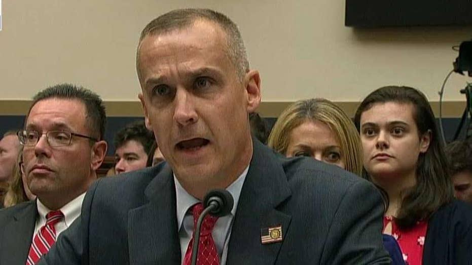 Corey Lewandowski becomes first witness to testify in House Democrats' impeachment probe