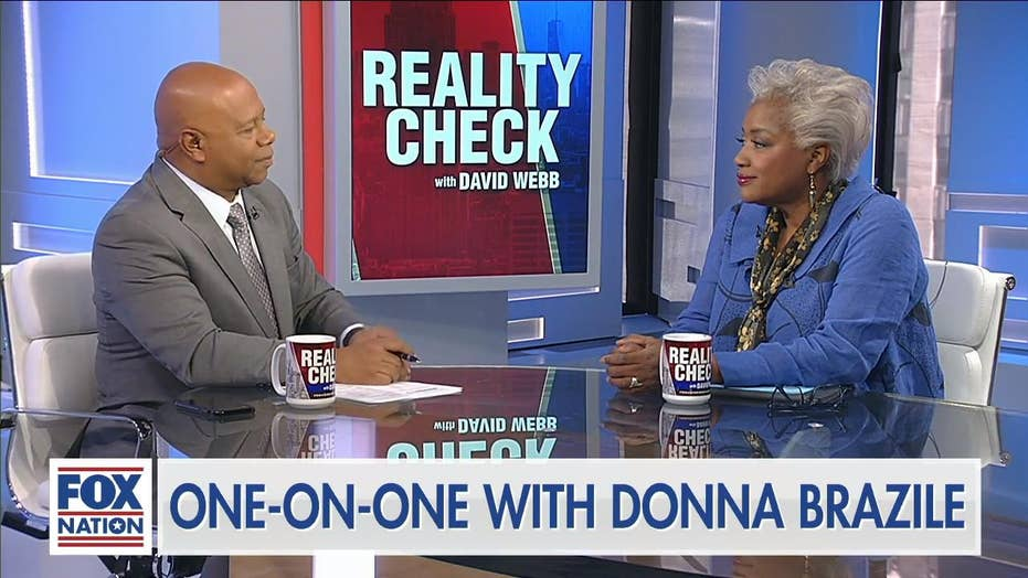 Fmr DNC Chair Donna Brazile: 'I get in trouble' with the Left when I don't say that Trump is a racist