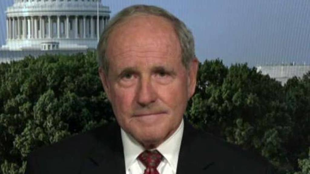 SEN. JIM RISCH: 'Hard to look the other way' on rogue nation's drone attack