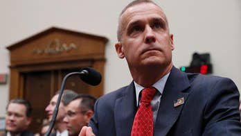 Former Trump campaign manager slams 'haters,' House Democrats during impeachment probe hearing