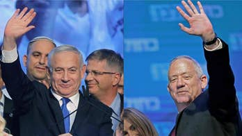 Prime Minister Netanyahu may be in hot water as Israel's political parties are deadlocked after election