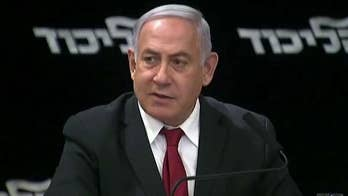 Netanyahu cancels UN trip after failing to secure outright victory in national elections
