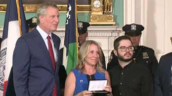 9/11 first responder Luis Alvarez gets posthumous key to New York City