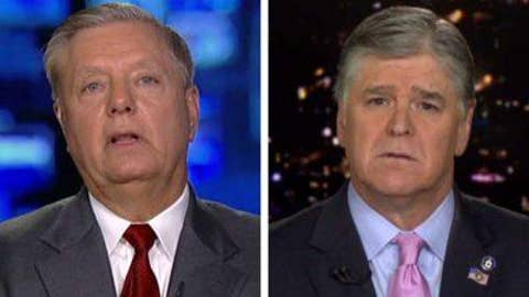Graham reacts to threats of impeachment against Justice Kavanaugh