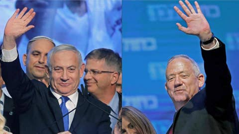 Netanyahu may be in hot water as Israel's political parties are deadlocked after election