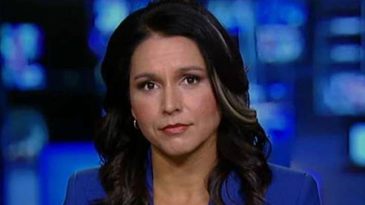 2020 presidential hopeful Tulsi Gabbard on Trump's response to attacks on Saudi oil facilities