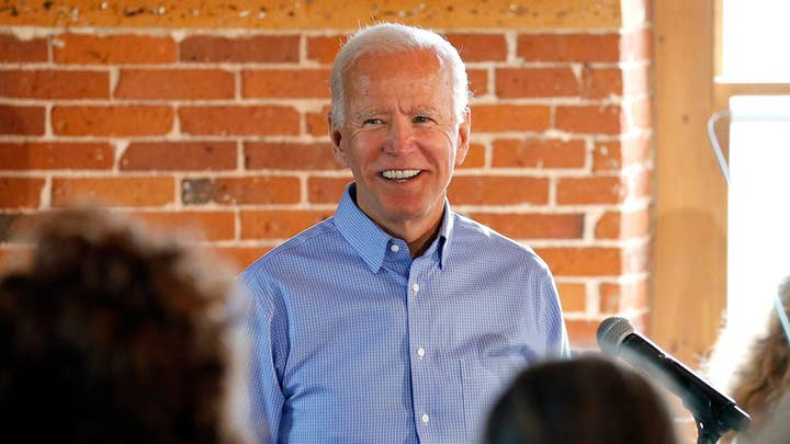 Fox News poll: Joe Biden remains Democratic presidential frontrunner