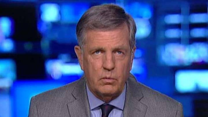 Brit Hume calls out New York Times reporters' 'massive screw up'