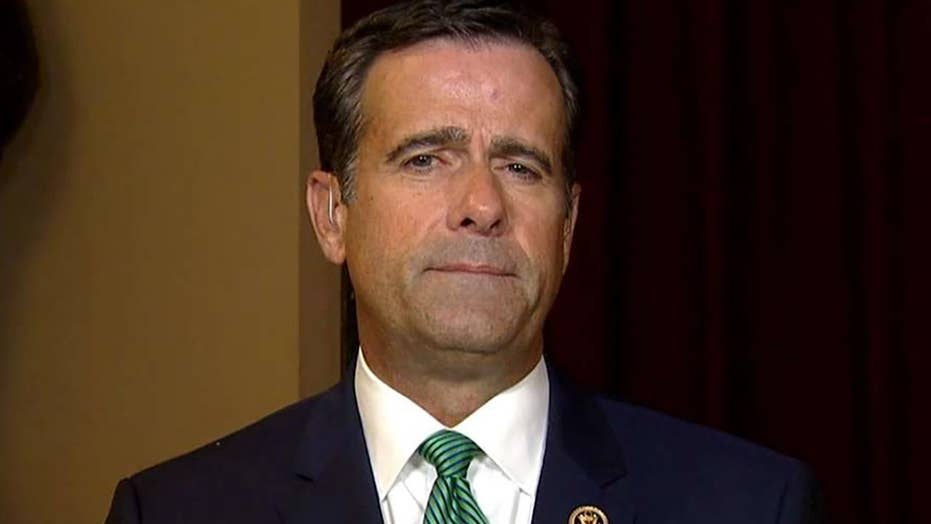 Rep. Ratcliffe says Democrats did not have a coherent strategy for Lewandowski's hearing