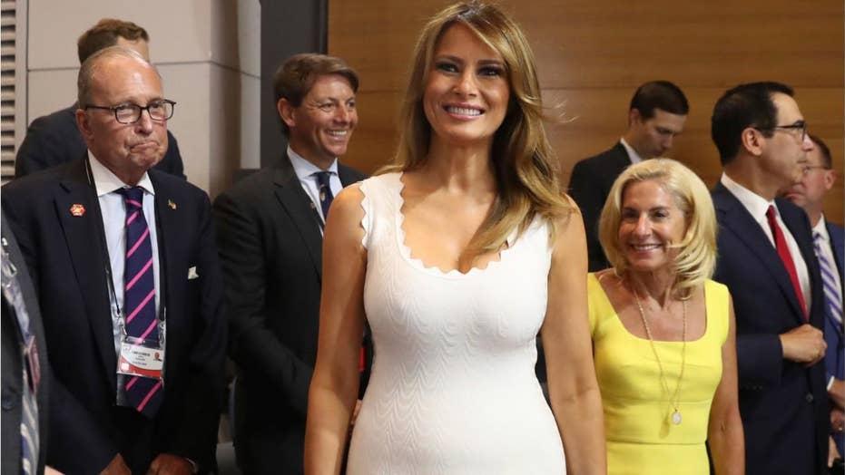Melania Trump Naked Pics
